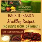 Back to Basics Recipes