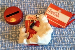 DIY Lighted Coke Bottle