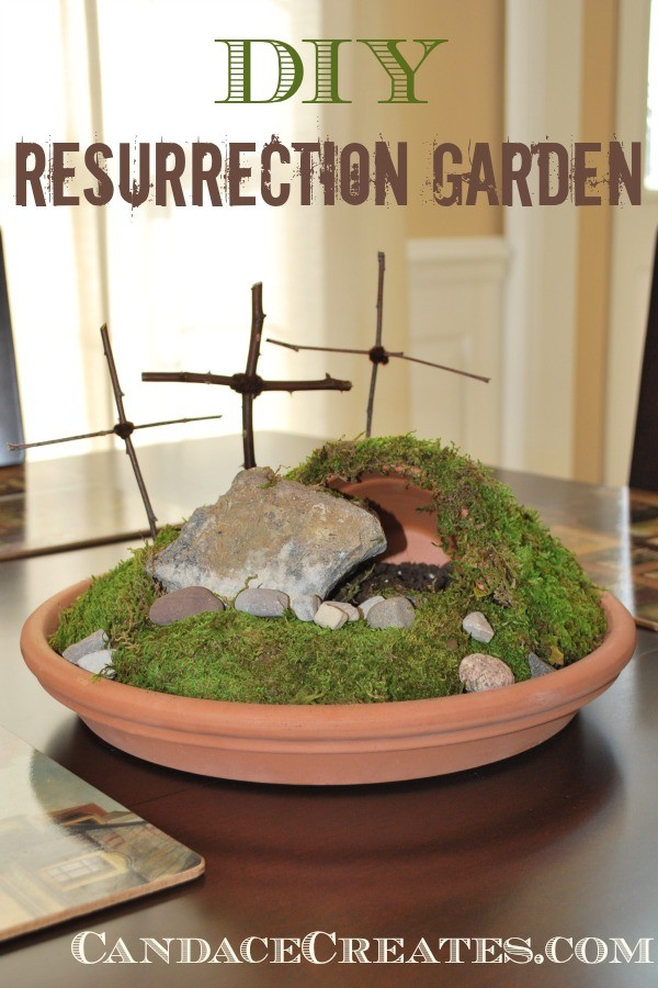 DIY Resurrection Garden