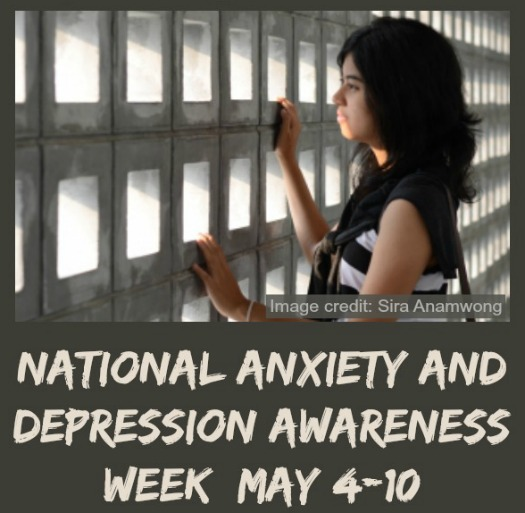 Those of us who struggle with depression and anxiety know they just take over sometimes. I pray for the stigma of mental illness to someday disappear through awareness and more of us being brave enough to share our testimony…