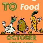 Turning to Food: October Update