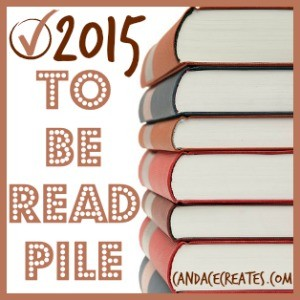 2015 To Be Read Pile