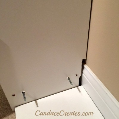 DIY IKEA Hack Mudroom Lockers!
