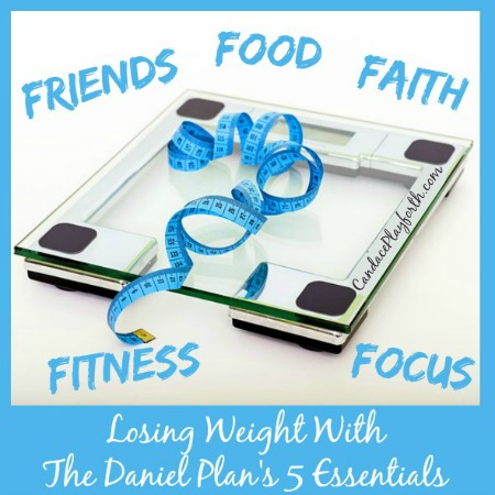 Losing Weight With The Daniel Plan