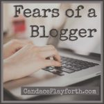 Are you a blogger or thinking of starting a blog? Feel the fear and do it anyway! Blogging is an awesome way to share your story or testimony and serve others in an incredibly unique way.