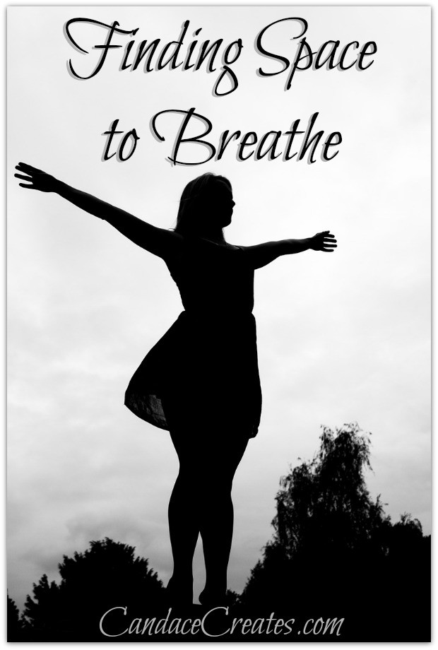 Finding Space to Breathe: How to stop overconsumption in body, mind, and soul so you can finally live free...
