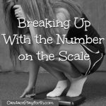 It's time to break up with the number on the scale and find our worth outside of our weight. Release the guilt and love yourself exactly where you are. This is the first step to a healthy lifestyle!