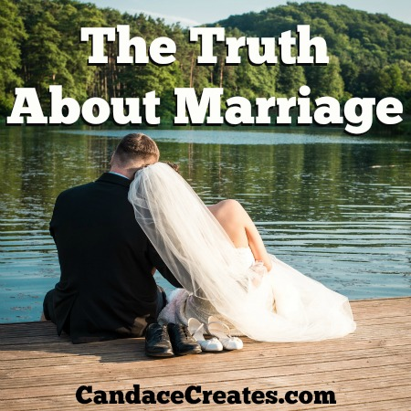 The Truth About Marriage: Finding unconditional love...