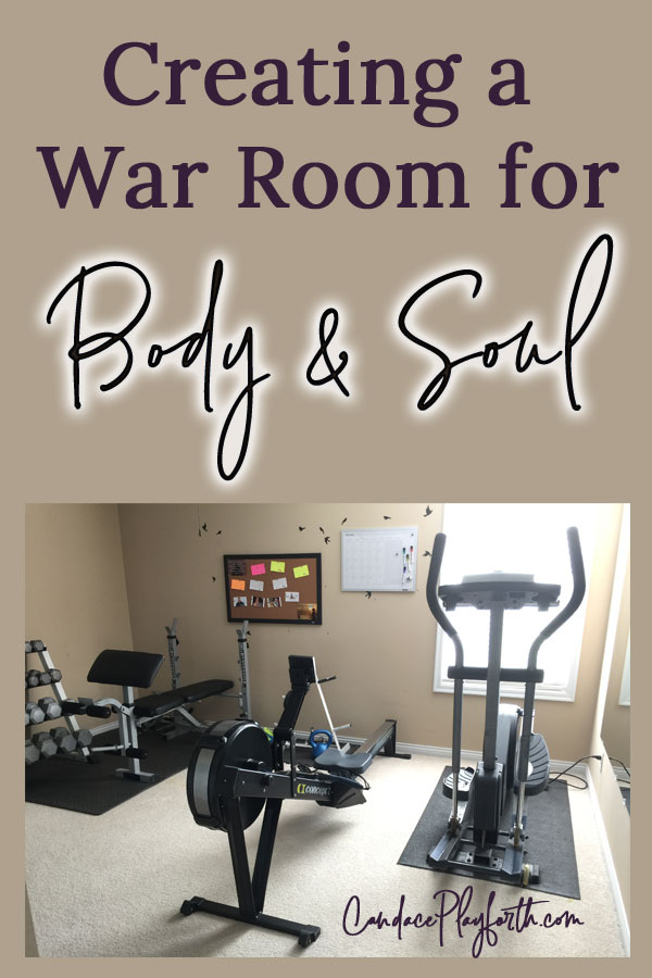 Creating a war room for body and soul pin
