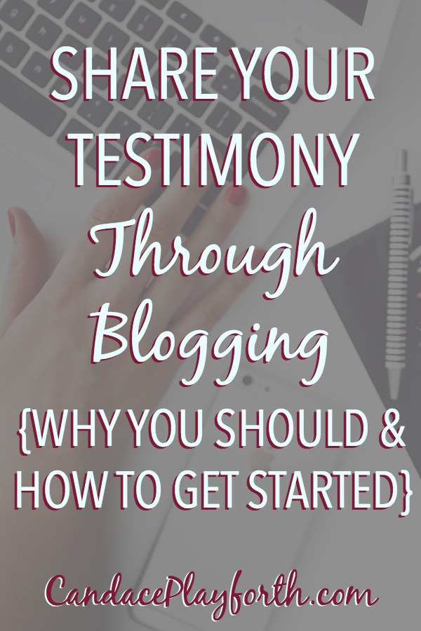 Are you looking for an easy and fun way to share your testimony? Blogging is the perfect medium! Check this out for why you should try it and how to start a blog today. Includes resources for beginners and bloggers of every level…