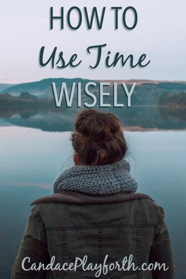 Do you struggle with time management? Check out this tip on the most important way we can use time, an incredibly precious resource, wisely.