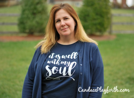 It is well with your soul T-shirt
