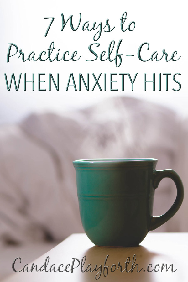 Self-care is not an option. We must make time to serve ourselves just as we do for all the people we love. When anxiety sets in, these habits become even more important. Check out these 7 self-care ideas to start practicing today!