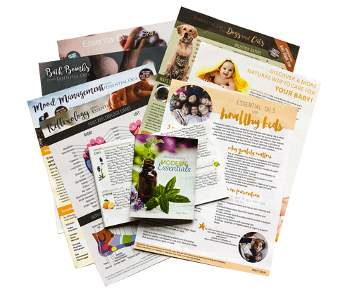 Essential Oil special tearsheets