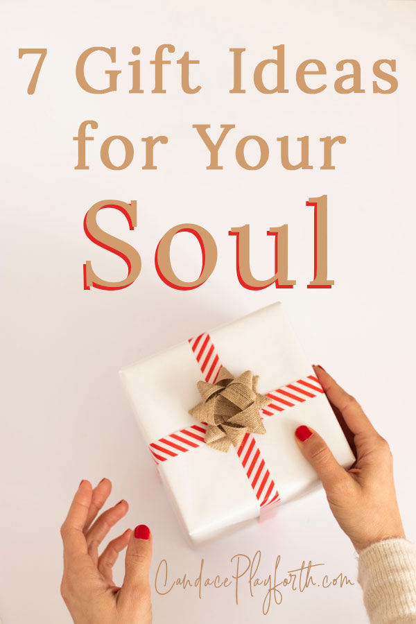 gift ideas for your soul pin